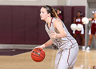November 12, 2013: The Southern Nazarene University Crimson Storm play against the Oklahoma Christian University Lady Eagles in the Eagles Nest on the campus of Oklahoma Christian University.