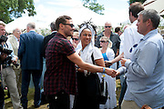 WILL YOUNG; NIMMY BURKE, Cartier Style et Luxe at the Goodwood Festival of Speed. Goodwood House. 5 July 2009.