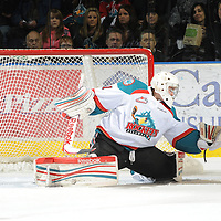 021712  Calgary Hitmen at Kelowna Rockets