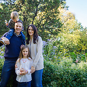 Gram-Andersson Family - Central Park, NY