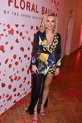Tiffany Watson at the Floral Ball in aid of Sheba Medical Center hosted by Laura Pradelska and Zoe Hardman and held at One Marylebone, 1 Marylebone Road, London England. 14 March 2017.