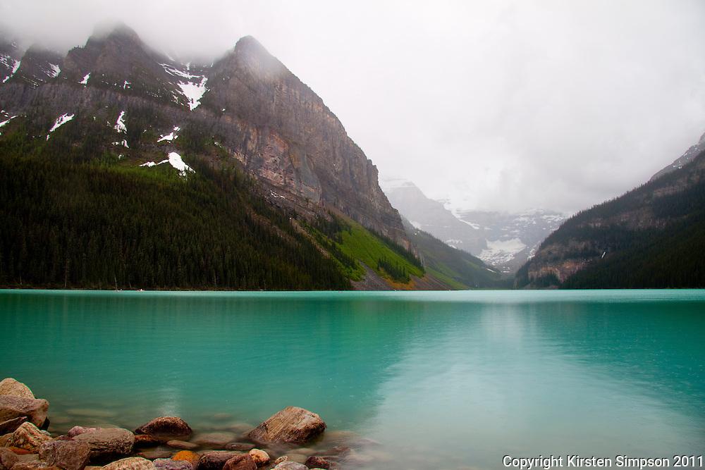 Lake Louise in Banff National Park