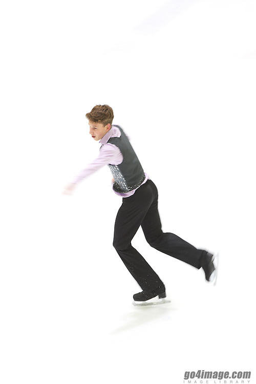 Luzern, Switzerland, 16 December 2016, Figure Skating National Championship, Short program