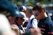 May 23, 2014: Monaco Grand Prix: Daniil Kvyat, (RUS), Toro Rosso-Renault