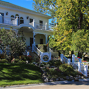 """""""Cloghaun Bed and Breakfast"""" <br /> <br /> One of the many beautiful and charming places to stay on Mackinac Island, Michigan!"""