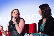 Abigail Disney, President, Fork Films, and Allison Yarrow, Author and Journalist