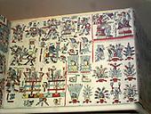 The Zouche-Nuttall Codex, 14th Century AD