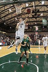 20140308 St Norbert at Illinois Wesleyan 2nd Round D3 NCAA Men's Basketball Tournament photos
