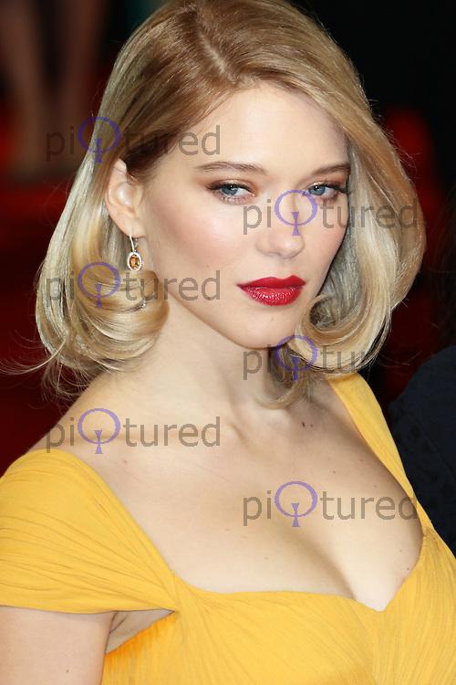 Lea Seydoux, EE British Academy Film Awards (BAFTAs), Royal Opera House Covent Garden, London UK, 08 February 2015, Photo by Richard Goldschmidt
