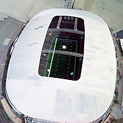 Aerial Image of Texas Stadium, Home of the Dallas Cowboys