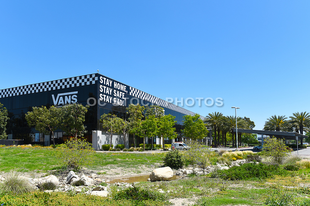 "Vans ""Off the Wall"" Headquarters Costa Mesa"