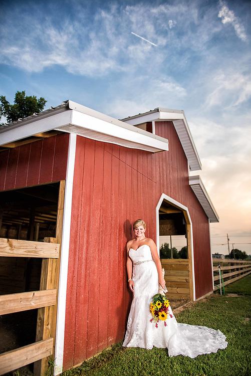 Alexis Bridal Portrait | Greenville NC Photographers
