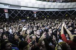 June 9, 2017 - A banda norte americana Boyce Avenue se apresentou, na noite desta sexta-feira (09), no Cine Joia em São Paulo.  O grupo, formado pelos irmãos Alejandro, Daniel e Fabian Manzano volta ao palco da mesma casa no domingo  (Credit Image: © Bruno Rocha/Fotoarena via ZUMA Press)