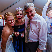 Images from Hannah and Matt's wedding at the Cooper River Room in Mt. Pleasant near Charleston, South Carolina