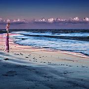 Contemplative waves