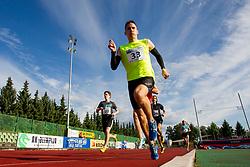 Luka Vukelic from Croatia during 13. Athletic memorial miting Matica Sustersica in Patrika Cvetana 2018, on June 27, 2018 in Stadion ZAK, Ljubljana, Slovenia. Photo by Urban Urbanc / Sportida
