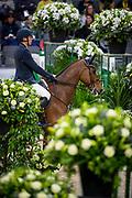 Henrik von Eckermann - Beezie<br /> Gothenburg Horse Show 2019<br /> © DigiShots