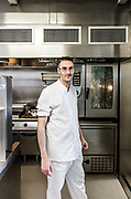 Milan, Bollate, InGalera Restaurant: Fabio Arioli