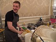 Chef Josh Adams