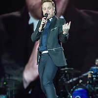 Olly Murs in concert at The SSE Hydro Glasgow Scotland, Great Britain 3rd March 2017