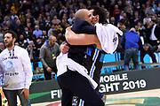 Michele Talamazzi<br /> Vanoli Cremona - Happy Casa New Basket Brindisi<br /> Postemobile Final Eight - Finale<br /> Legabasket 2018/2019<br /> Firenze, 17/02/2019<br /> Foto M.Ceretti / Ciamillo-Castoria