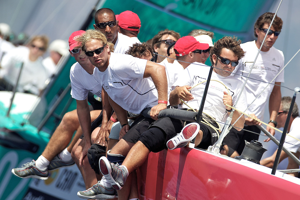 SPAIN, Cartagena, AUDI MedCup, 27th August 2010, Caja Mediterraneo Region of Murcia Trophy, Audi A1 Powered by All4one.