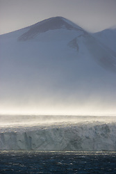 Glacier near Brown Bluff in Antarctica