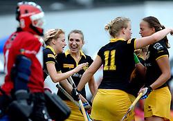 20-05-2007 HOCKEY: FINALE PLAY OFF: DEN BOSCH - AMSTERDAM: DEN BOSCH <br /> Den Bosch voor de tiende keer op rij kampioen van de Rabo Hoofdklasse Dames. In de beslissende finale versloegen zij Amsterdam met 2-0 / Nienke Kremers<br /> ©2007-WWW.FOTOHOOGENDOORN.NL