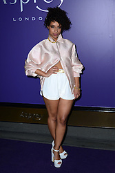 Lianne La Havas attends EE British Academy Film Awards (BAFTAs) nominees party at Asprey London, London, United Kingdom. Saturday, 15th February 2014. Picture by Nils Jorgensen / i-Images