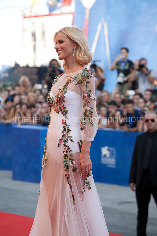 Eva Herzigova at the premiere of the film Nocturnal Animals at the 73rd Venice Film Festival, Sala Grande on Friday September 2nd 2016, Venice Lido, Italy.