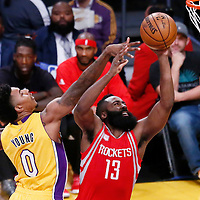 10-26 ROCKETS AT LA LAKERS