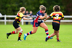 Sasha Acheson of Bristol Ladies  in action - Mandatory by-line: Craig Thomas/JMP - 17/09/2017 - Rugby - Cleve Rugby Ground  - Bristol, England - Bristol Ladies  v Richmond Ladies - Women's Premier 15s