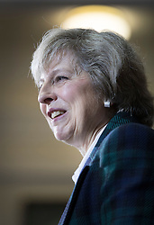 © Licensed to London News Pictures. 30/06/2016. London, UK. Theresa May launches her Conservative party leadership bid. Boris Johnson and Michael Gove are expected to launch seperate campaigns later today.Photo credit: Peter Macdiarmid/LNP