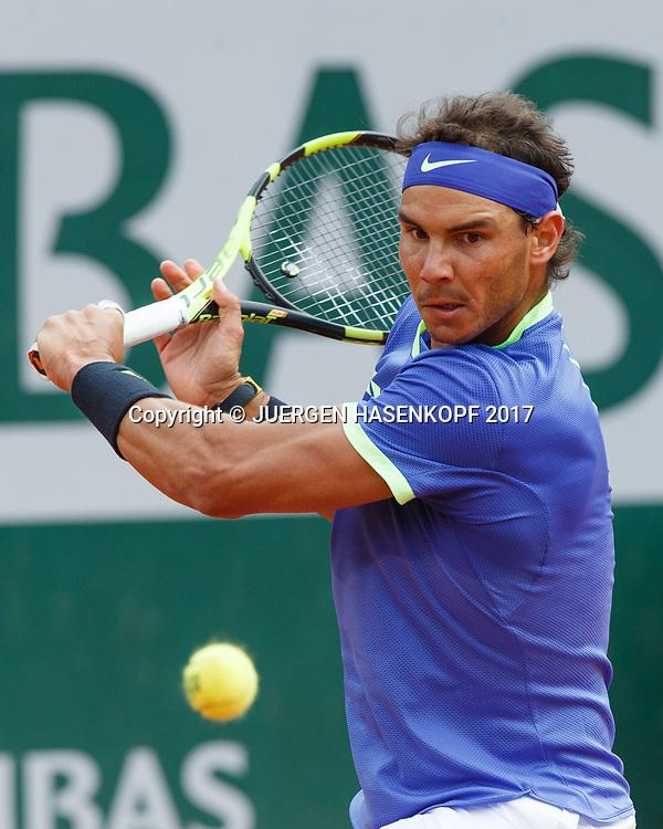 RAFAEL NADAL (ESP)<br /> <br /> Tennis - French Open 2017 - Grand Slam / ATP / WTA / ITF -  Roland Garros - Paris -  - France  - 7 June 2017.