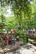 Artosphere Trail Series at Crystal Bridges Museum in Bentonville, Ark.