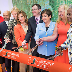Dedication of the Simulation Hospital at the School of Nursing and Health Studies