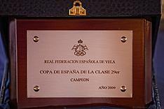 Copa de España Clase 29er (2009)