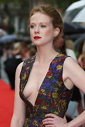 Zoe Boyle, BAFTA Celebrates Downton Abbey, Richmond Theatre, London UK, 11 August 2015, Photo by Richard Goldschmidt /LNP © London News Pictures.