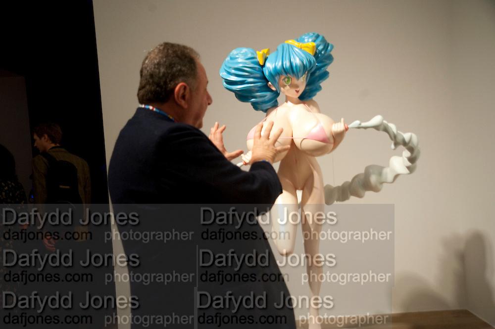 JOHNNY PIGOZZI;, Pop Life in a Material World. Tate Modern. London. 29 September 2009.
