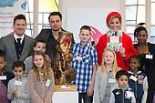 Koningin Maxima bij uitreiking Kind Centraal award