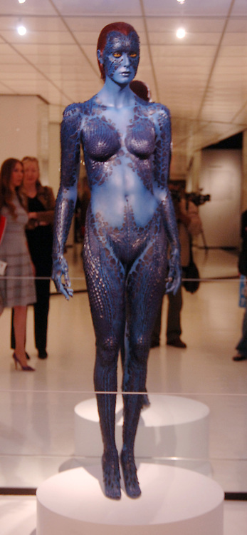 Metropolitan Museum's Superheroes Costume gala in New York