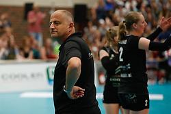 20180509 NED: Eredivisie Coolen Alterno - Sliedrecht Sport, Apeldoorn<br />Ali Moghaddasian, headcoach of Coolen Alterno<br />©2018-FotoHoogendoorn.nl