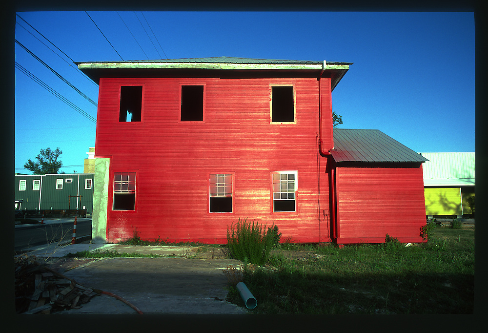 Red House, Bay St. Louis, MS