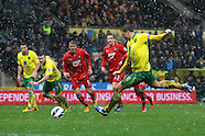 Norwich City v Southampton 090313