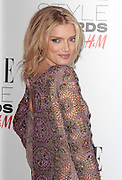 Feb 24, 2015 - Elle Style Awards 2015, Sky Garden @ The Walkie Talkie Building, London<br /> <br /> Pictured: Lily Donaldson<br /> ©Exclusivepix Media