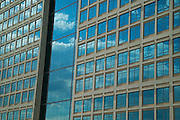 Reston VA Architectural Photographer photo of Office building details