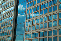 Reston VA Architectural Photographer photo of Office building details