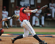 during an NCAA Regional game at Davenport Field in Charlottesville, Va. on Sunday, June 6, 2010.