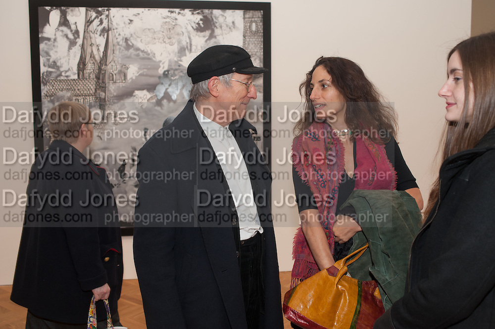TCHAIK CHASSAY, Panta Rhei. An exhibition of work by Keith Tyson. The Pace Gallery. Burlington Gdns. 6 February 2013.