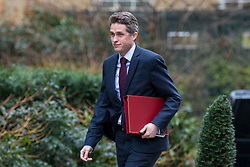© Licensed to London News Pictures. 20/03/2018. London, UK. Defence Secretary Gavin Williamson on Downing Street for the Cabinet meeting. Photo credit: Rob Pinney/LNP